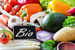 Vegetables - organic - bio Royalty Free Stock Photography