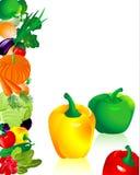 Vegetables pepper Stock Images