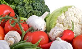 Vegetables Pile Royalty Free Stock Photo