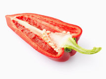 Vegetables: Pointed Bell Pepper Stock Image