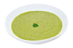 Vegetables puree Stock Images