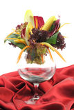 Vegetables salad Royalty Free Stock Photo