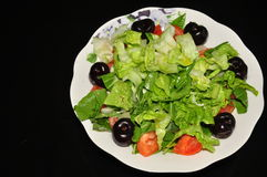 Vegetables salads Royalty Free Stock Photos