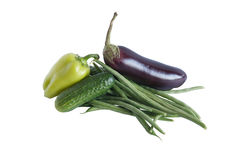 Vegetables Set Royalty Free Stock Photos