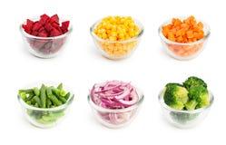 Vegetables set 5 Stock Image