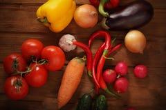 Vegetables set Royalty Free Stock Image