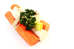 Vegetables for soup Stock Photo