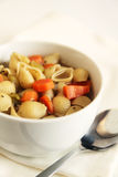 Vegetables soup stock images