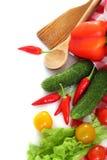 Vegetables still life Stock Image