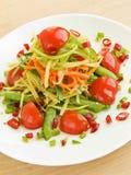 Vegetables stir-fry Royalty Free Stock Image