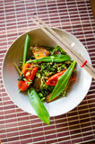 Vegetables stirfry Royalty Free Stock Image