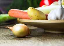 Vegetables - Stock Image Royalty Free Stock Images