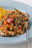Vegetables Tajine Stock Image
