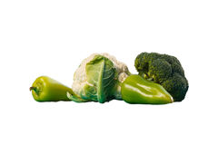 Vegetables. Tasty and full of vitamins Royalty Free Stock Images