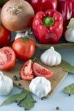 Vegetables Vertical Stock Images