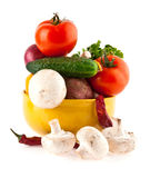 Vegetables Stock Images