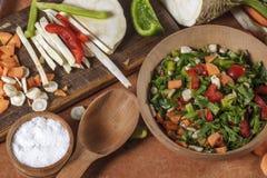 Vegetablesvegetables de Chohhed Imagem de Stock