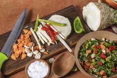 Vegetablesvegetables de Chohhed Foto de Stock