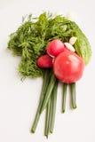 Vegetais úteis para uma dieta Fotos de Stock