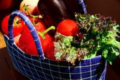 Vegetais Imagens de Stock