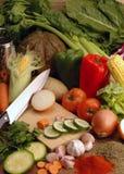 Vegetais Imagem de Stock