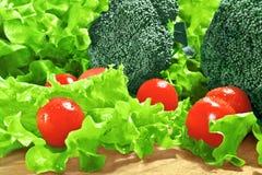 Vegetais foto de stock