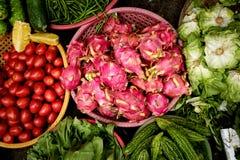 Vegetais coloridos Imagem de Stock