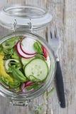 Vegetais conservados Imagem de Stock Royalty Free
