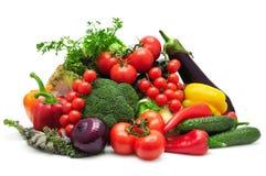 Vegetais da coleção Imagens de Stock