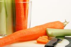 Vegetais da estaca Imagens de Stock Royalty Free