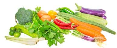 Vegetais da mistura II Foto de Stock Royalty Free
