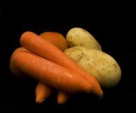 Vegetais da sopa Fotografia de Stock Royalty Free