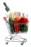 Vegetais de Expencive imagens de stock