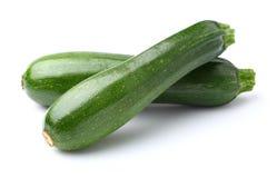 Vegetais do abobrinha Imagens de Stock