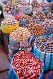 Vegetais do mercado Fotos de Stock Royalty Free