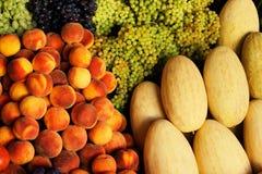 Vegetais do mercado Imagens de Stock Royalty Free