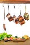 Vegetais dois da sopa Imagem de Stock Royalty Free