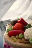 Vegetais frescos do outono Imagens de Stock Royalty Free