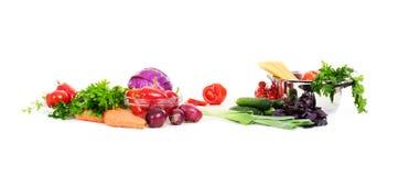 Vegetais frescos e crus fotos de stock