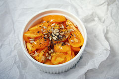 Vegetais frescos orgânicos naturais das vitaminas do tomate do salat Foto de Stock Royalty Free