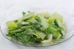 Vegetais fritados Imagem de Stock