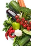 Vegetais Low-calorie imagem de stock