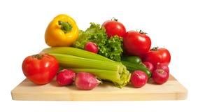 Vegetais maduros Foto de Stock