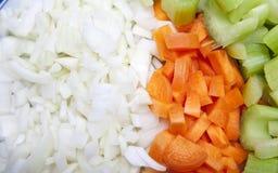 Vegetais misturados Fotos de Stock Royalty Free
