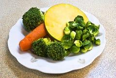 Vegetais misturados Foto de Stock Royalty Free