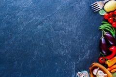 Vegetais não processados frescos Imagens de Stock Royalty Free
