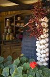 Vegetais no mercado Imagens de Stock Royalty Free