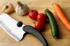 Vegetais para a sopa imagens de stock