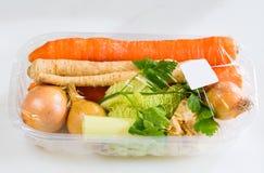 Vegetais para a venda Fotos de Stock