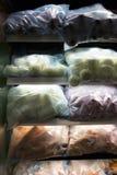 Vegetais processados Imagens de Stock